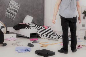 Normalne zużycie mieszkania a zniszczenia